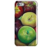 Apples to Apples iPhone Case/Skin