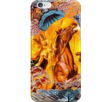 Can We Beat the Gods of Fire - all products iPhone Case/Skin