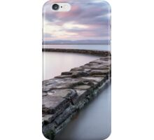 Dividing Line iPhone Case/Skin