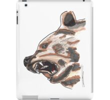 Spirit of Bear - Shamanic Art iPad Case/Skin