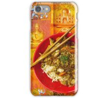 Red food iPhone Case/Skin