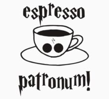 Espresso patronum! Kids Tee