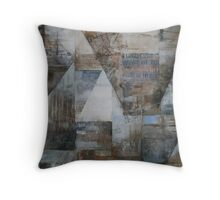 James Turner Pioneer of Augusta Throw Pillow