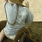 Too young to be a cowboy... Free State, South Africa by Qnita