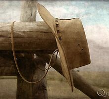 Traces Of A Cowboy... Free State, South Africa by Qnita