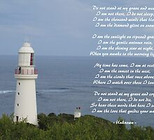 Lighthouse Sympathy by Liz Cooper