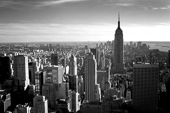 New York, New York by Roberts Birze