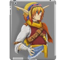 pretty eyes iPad Case/Skin