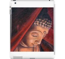 Veiled Buddha 1 iPad Case/Skin