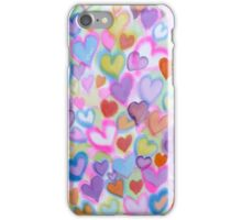 Spring Convention of Hearts iPhone Case/Skin