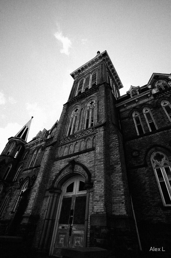 Alma College - Alma Dreams Torn Asunder by Alex L