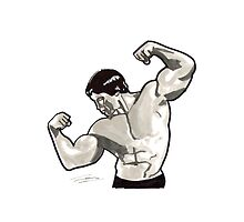 Bicep Pose by Iank-as14