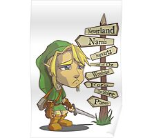 But Where's Hyrule? Poster