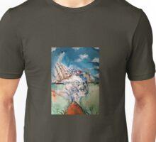 Fantaisie une perruque liquide? Unisex T-Shirt