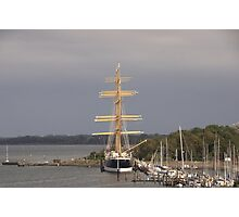 Tall Ship Passat Photographic Print