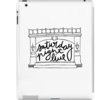 SNL Main Stage iPad Case/Skin