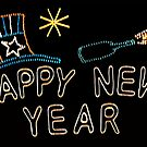 Happy New Year to all of our Redbubble friends and family! by barnsis
