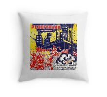 Russian Board Game 2 Throw Pillow