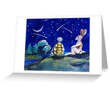 Such a Night Greeting Card