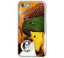 Hen and Drake - Mallard Down iPhone Case/Skin