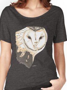Spirit of Owl - Shamanic Art Women's Relaxed Fit T-Shirt