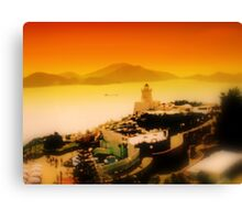 Hong Kong Ocean World Canvas Print