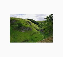 Cave Dale from Peveril Castle Unisex T-Shirt