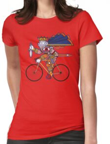 King of Hearts Womens Fitted T-Shirt