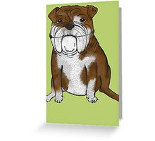 Persuing Perfection Greeting Card