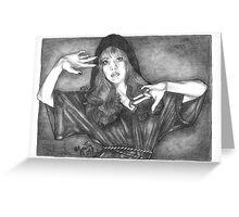 Sorcerer Greeting Card