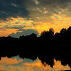 Sunset by Martijn Budding