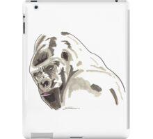 Spirit of Gorilla - Shamanic Art iPad Case/Skin