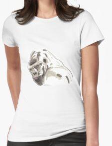 Spirit of Gorilla - Shamanic Art Womens Fitted T-Shirt