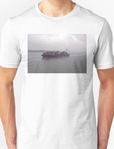 Container Ship Pollux Unisex T-Shirt