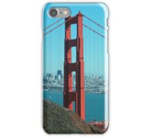 Golden Gate Bridge - North Side iPhone Case/Skin