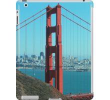 Golden Gate Bridge - North Side iPad Case/Skin