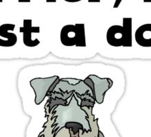 If It's Not A Kerry Blue Terrier Sticker