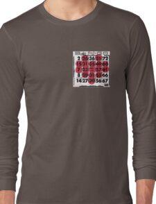 BINGO Heart Long Sleeve T-Shirt