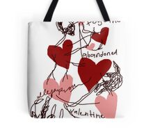 'Dropping Stitches' Tote Bag