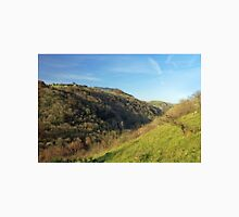 Across The Valley To Dovedale Wood Unisex T-Shirt