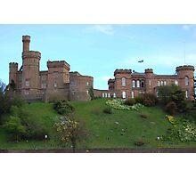 Inverness Castle, Scotland Photographic Print
