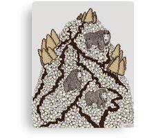 S'more Mountain Canvas Print