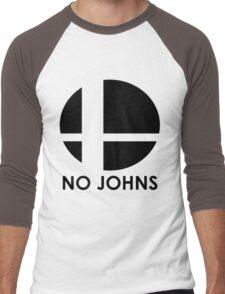 No Johns  Men's Baseball ¾ T-Shirt