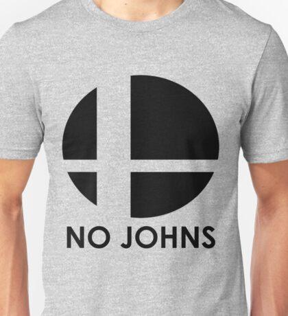 No Johns  Unisex T-Shirt