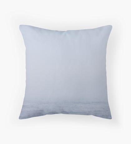 North Sea - East Coast - England  Throw Pillow
