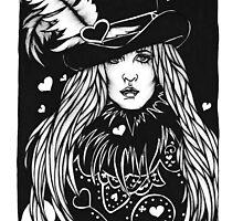 Blacklights : Stevie by Lynette K.