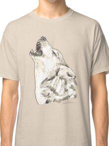 Spirit of Wolf - Shamanic Art Classic T-Shirt