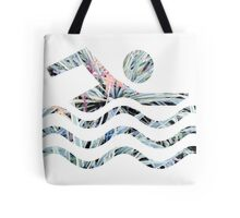 Swimmer Pride Tote Bag