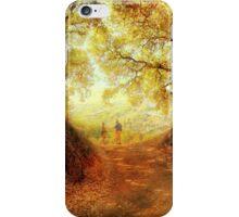 Rhus Ridge iPhone Case/Skin
