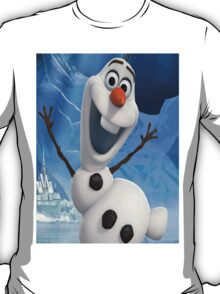 Olaf from Frozen T-Shirt